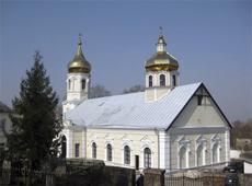 Храм Покрова Пресвятой Богородицы. Вильнюс