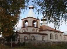 Храм святителя Николы Чудотворца. Верещагино