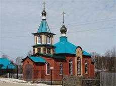 Храм святителя Николы Чудотворца. Морозово