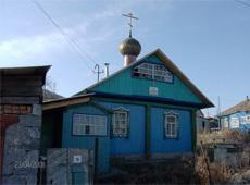 Храм Пресвятой Богородицы Одигитрии. Горно-Алтайск
