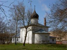 Храм святителя Николы Чудотворца. Псков