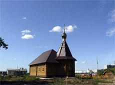 Храм апостола Иоанна Богослова. Набережные Челны