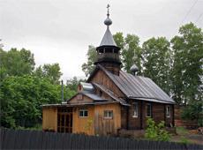 Храм Покрова Пресвятой Богородицы. Хабаровск
