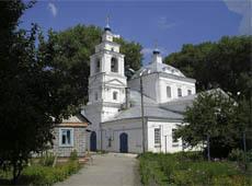 Храм Успения Пресвятой Богородицы. Курск