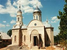 Храм Введения Пресвятой Богородицы. Балта