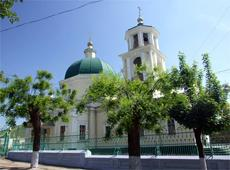 Храм святителя Николы Чудотворца. Измаил