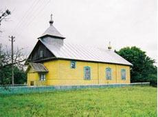 Храм во имя Святой Троицы. Кирилино
