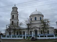 Храм Покрова Пресвятой Богородицы. Муравлевка