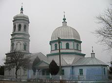 Храм преподобной Парасковии. Мирное