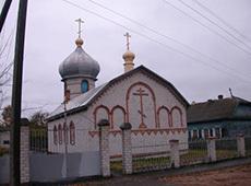 Покрово-Никольский храм. Бобруйск
