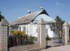 Храм Успения Пресвятой Богородицы. Новокумский
