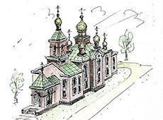 Храм святителя Николы Чудотворца. Сарапул