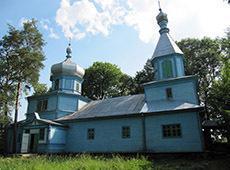 Храм Покрова Пресвятой Богородицы. Брацлав