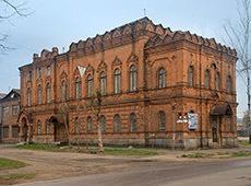 Храм Толгской иконы Пресвятой Богородицы. Рыбинск