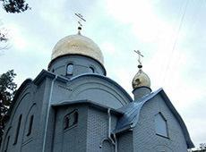 Храм святого великомученика Георгия Победоносца. Хмельницкий