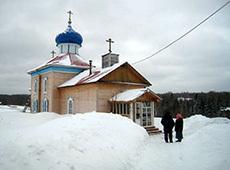 Храм Архангела Михаила. Малиновка
