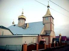 Храм Покрова Пресвятой Богородицы. Грубна