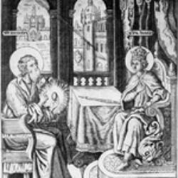 Царевич, отрекшийся от царства ради Христа