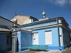 Храм Успения Пресвятой Богородицы. Киев