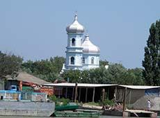 Храм святителя Николы Чудотворца. Вилково
