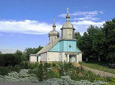 Храм Покрова Пресвятой Богородицы. Покровка
