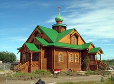 Храм святителя Николы Чудотворца. Нарьян-Мар