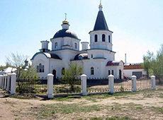 Храм Рождества Христова. Улан-Удэ