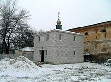 Храм  святителя Николы Чудотворца. Кременчуг