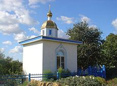 Часовня Владимирской иконы Пресвятой Богородицы. За Родину