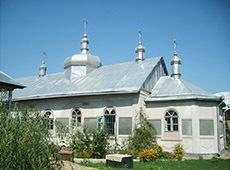 Храм Казанской Пресвятой Богородицы. Кунича