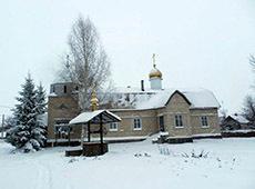 Храм Покрова Пресвятой Богородицы. Ольховатка