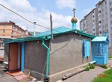 Храм Успения Пресвятой Богородицы. Кисловодск