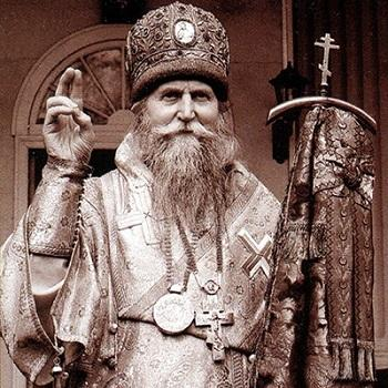 Алимпий (Гусев), Митрополит Московский и Всея Руси