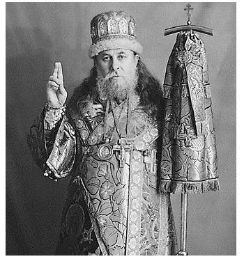 Никодим (Латышев), архиепископ Московский и всея Руси