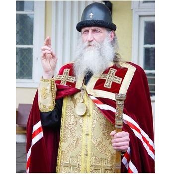 Андриан (Четвергов), митрополит Московский и всея Руси