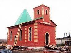 Храм святого великомученика Пантелеймона. Николаевка