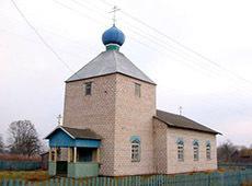 Храм Воздвижения Честного Креста Господня. Капустино