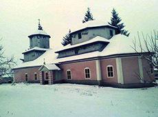 Храм Покрова Пресвятой Богородицы. Татарица