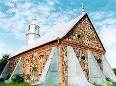 Храм святителя Николы Чудотворца. Богданцы