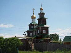 Храм святых апостолов Петра и Павла. Касли