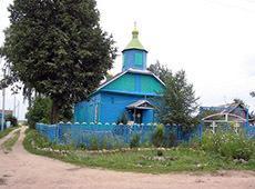 Храм Покрова Пресвятой Богородицы. Богушовка