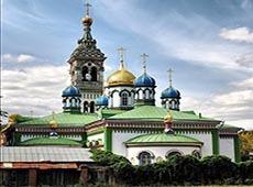 Храм святителя Николы Чудотворца на Рогожском. Рогожский поселок
