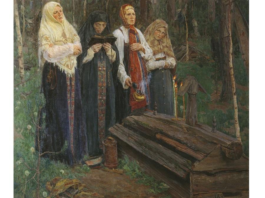 Старообрядчество в картинах