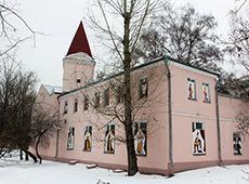Храм Покрова Пресвятой Богородицы Каринкинской общины. Большой Факельный пер.