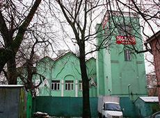 Храм св. Николы Чудотворца Никольско-Рогожской общины