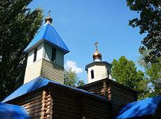 Храм Благовещения Пресвятой Богородицы. Балаково
