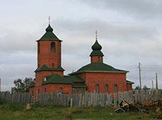 Храм святителя Николы Чудотворца. Усть-Цильма