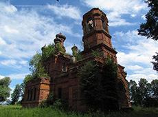 Храм святителя Николы Чудотворца. Поречье