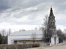 Храм во имя Всех Святых. Боровск