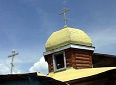 Храм Покрова Пресвятой Богородицы. Хасурта
